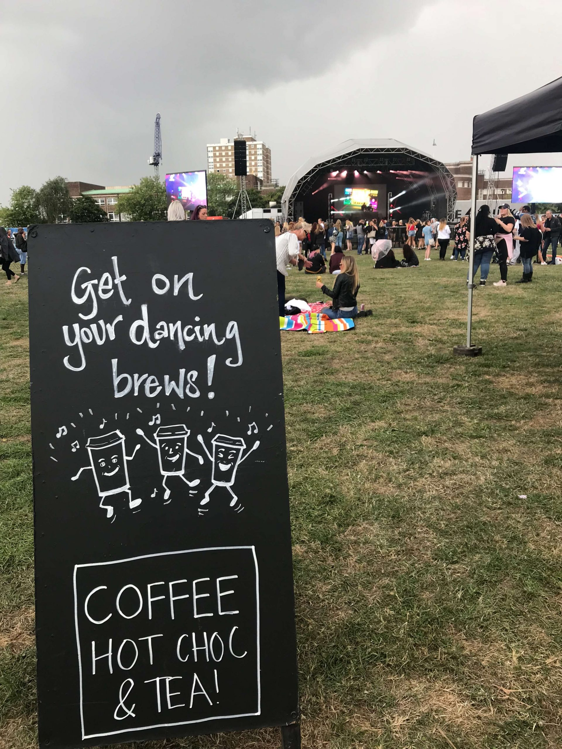 coffee for events