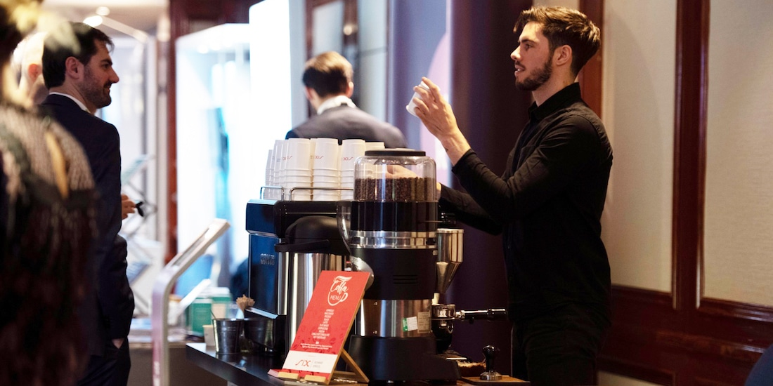 Coffee For Press Events And Products Launches