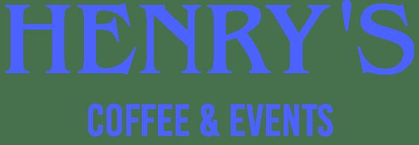Henrys Coffee & Events Logo